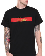 Men - Vampire Script Flag T-Shirt