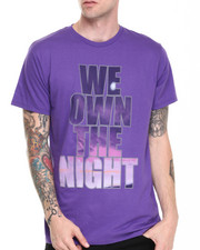 Men - We Own the Night T-Shirt