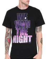 Shirts - We Own the Night T-Shirt