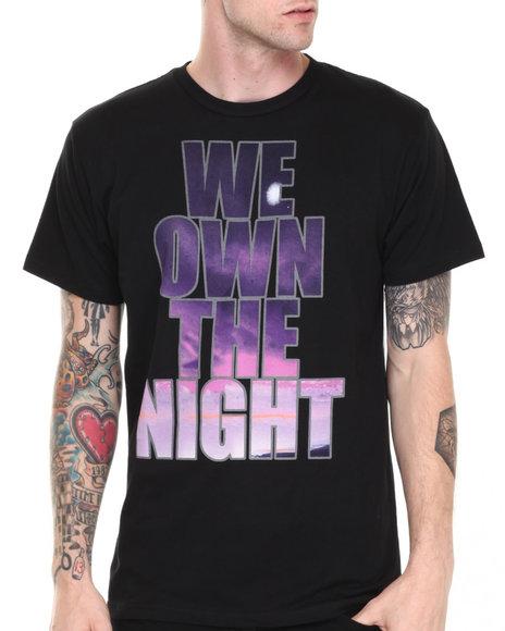 Vampire Life Black We Own The Night T-Shirt