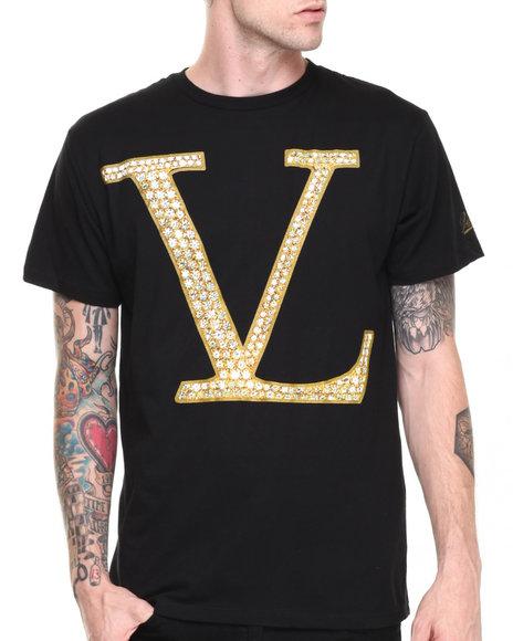 Vampire Life Black Vl Pendant T-Shirt