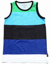 Tanks - BOLD STRIPE TANK (8-20)