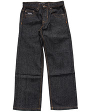 Rocawear - EMBROIDERED FLAP POCKET JEANS (8-20)