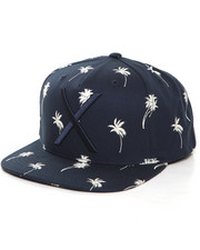 Men - X Palm Snapback Hat
