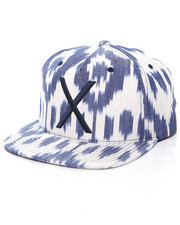 Men - X Ikat Snapback Hat
