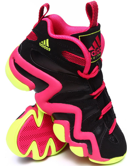 Adidas - Boys Black Crazy 8 J Sneakers