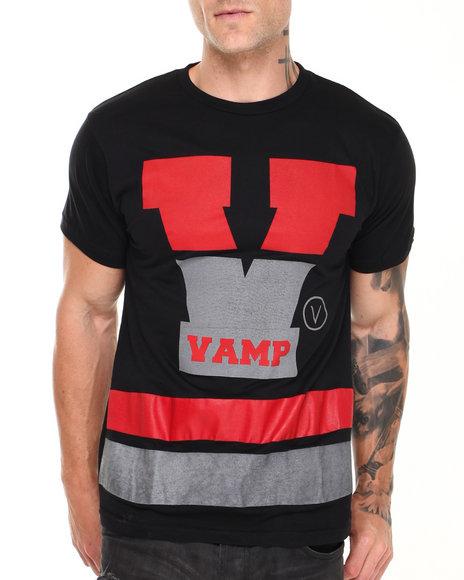Vampire Life Black Vampire 3M Reflective T-Shirt