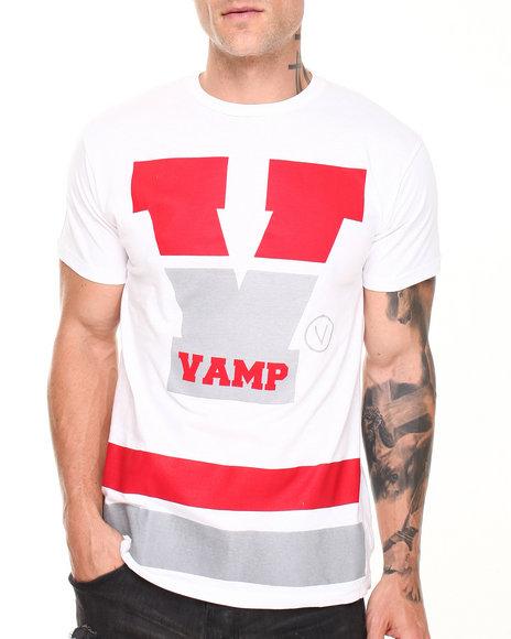 Vampire Life White Vampire 3M Reflective T-Shirt