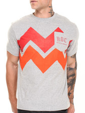 Men - Zig Zag Pocket Tee