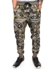 Allston Outfitter - Paisley Joggers