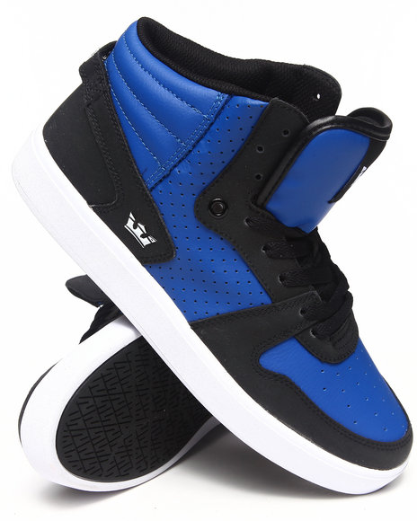 Supra - Men Black Sphinx Sneakers
