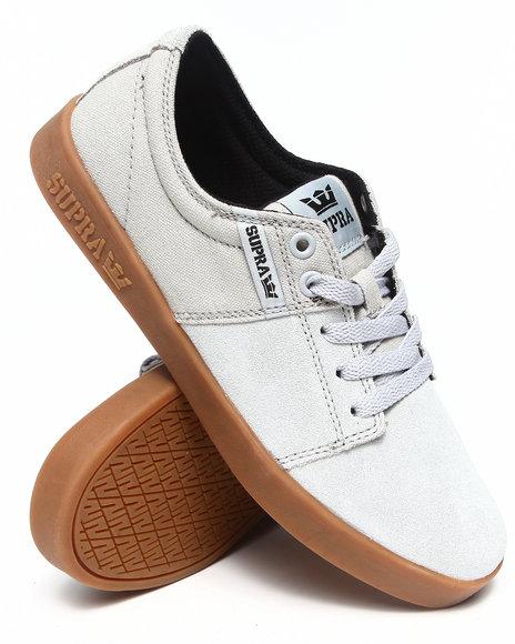 Supra Grey Stacks Ii Sneakers