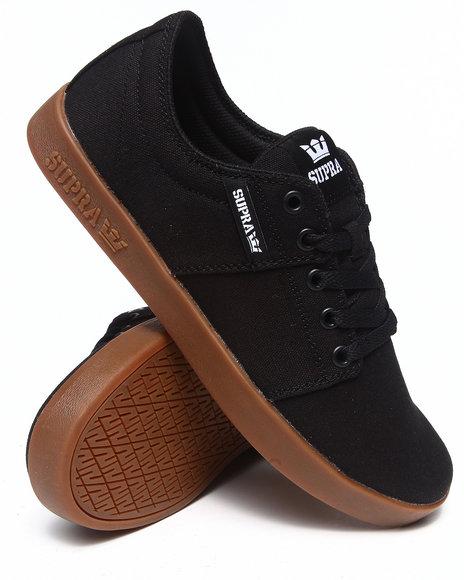 Supra Black Stacks Ii Sneakers