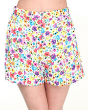 Women - Wild Flower Patch Shorts