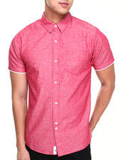 Bellfield - Veran S/S Button-Down