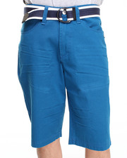 Shorts - Victor Belted Chino Short