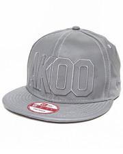 AKOO - Reflective Snapback Cap