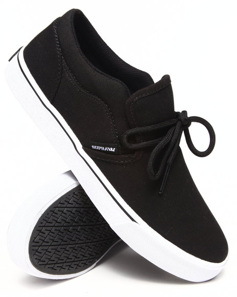 Supra - Men Black Cuba Sneakers