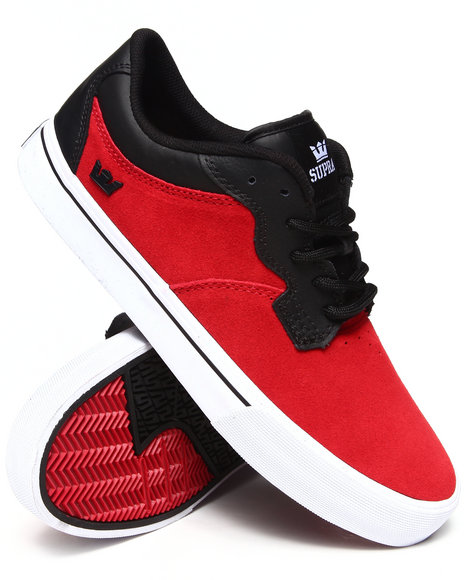 Supra Red Axle Sneakers