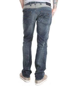 Armani Jeans - REG FIT COMFORT STRETCH MID-TONE VINTAGE Jean