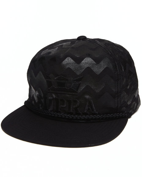 Supra Above Slider Cap Black