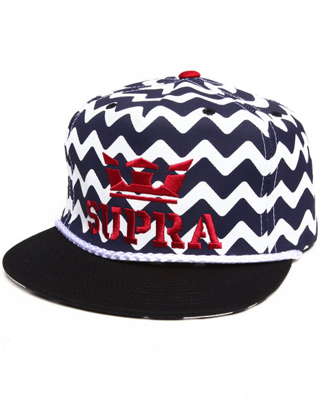 Supra Navy Clothing & Accessories