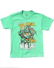 Tops - I'M A NINJA TEE (8-20)