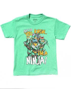 Arcade Styles - I'M A NINJA TEE (8-20)