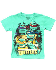 Tops - TEENAGE MUTANT NINJA TURTLES TEE (4-7)