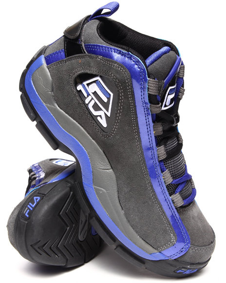 the  96  king edition hightop sneakers