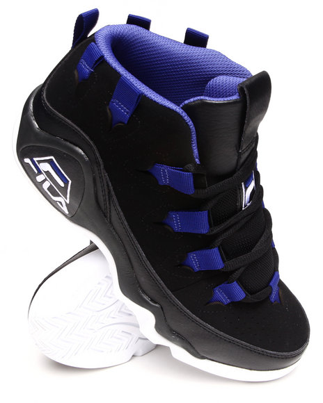 Fila Purple Dls 95 Grant King Edition Sneaker