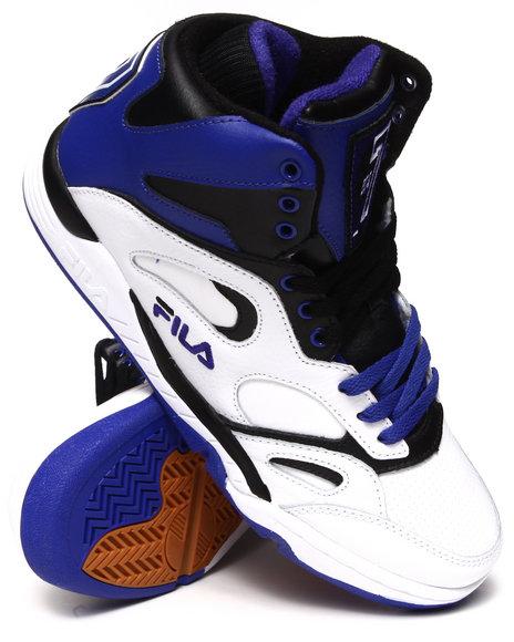 Fila Blue,White Kj7 (Kevin Johnson) King Edition Retro Sneaker