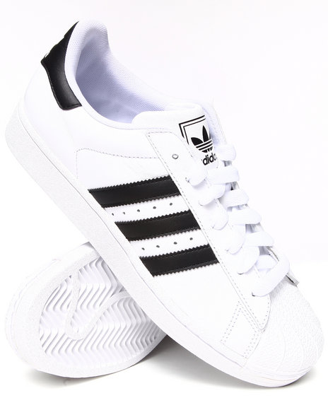 Adidas - Men White Superstar 2 M Sneaker