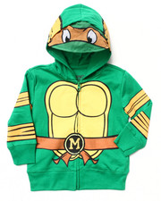 Sizes 2T-4T - Toddler - NINJA TURTLE HOODY (2T-4T)