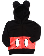 Hoodies - MICKEY MOUSE HOODY (2T-4T)