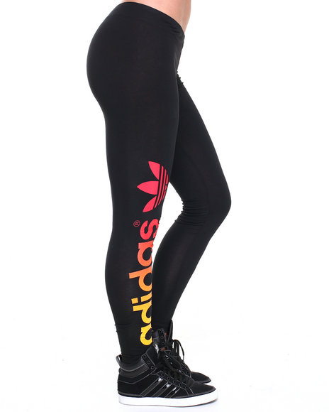 Adidas Black Country Tight Leggings