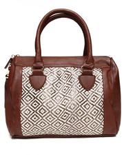 Bags - Straw Satchel
