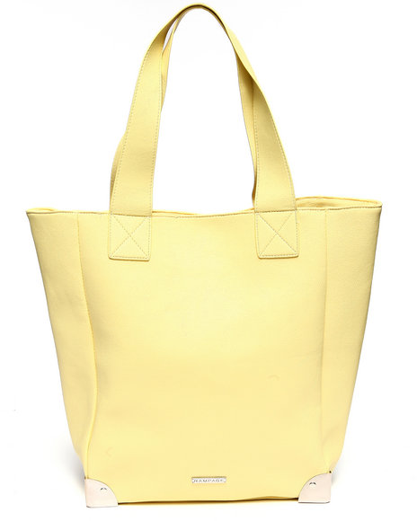 Rampage Yellow Luggage & Bags