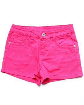 La Galleria - Basic Twill Shorts (7-16)