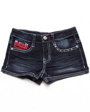 Black Friday Shop - Girls - Americana Shorts (4-6X)