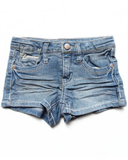 La Galleria - Laguna Denim Shorts (4-6X)
