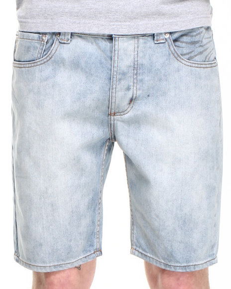 Bellfield - Araya Denim Shorts