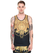 Men - GOLDEN GODS TANK