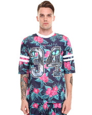 Halfman - Cat Eye / Jungle Football Jersey