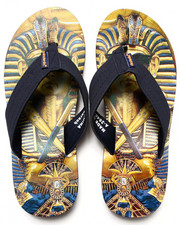 Sandals - Pharaoh Sublimation Flip-Flop
