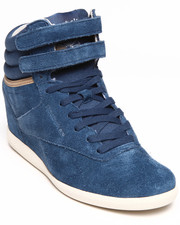 Women - Freestyle Hi Int Wedge Sneakers
