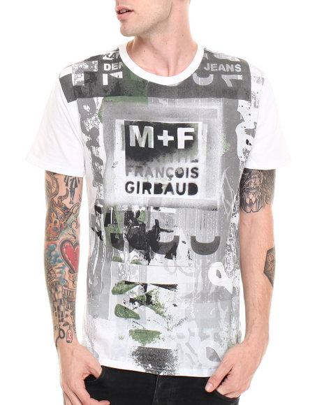Girbaud Green Le Grunge T-Shirt