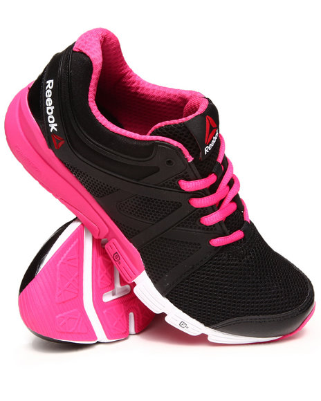 Reebok - Women Black Reebok Herpower Training Sneakers