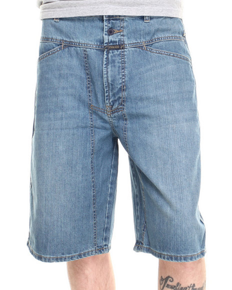 Girbaud Medium Wash Brand X Short