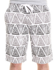 Shorts - Director's Cut  Tribe Drawstring Shorts